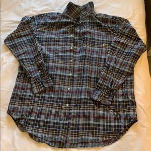 NWT Large Tall Ralph Lauren Button Down